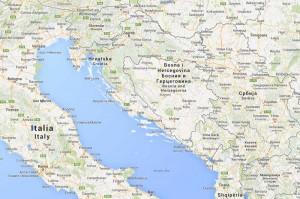 croazia-map